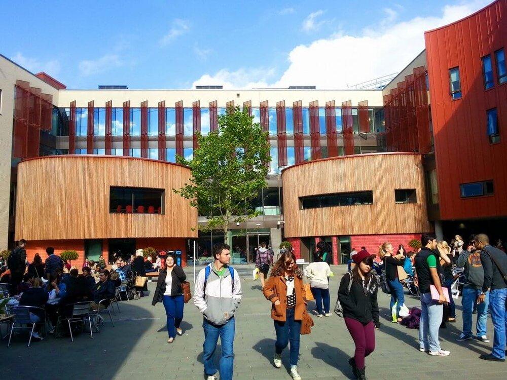 Studium v Anglii a Irsku   UniLink